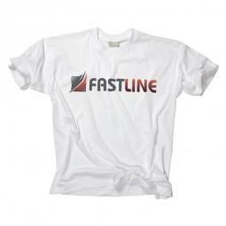 FastLine-Tshirt-White